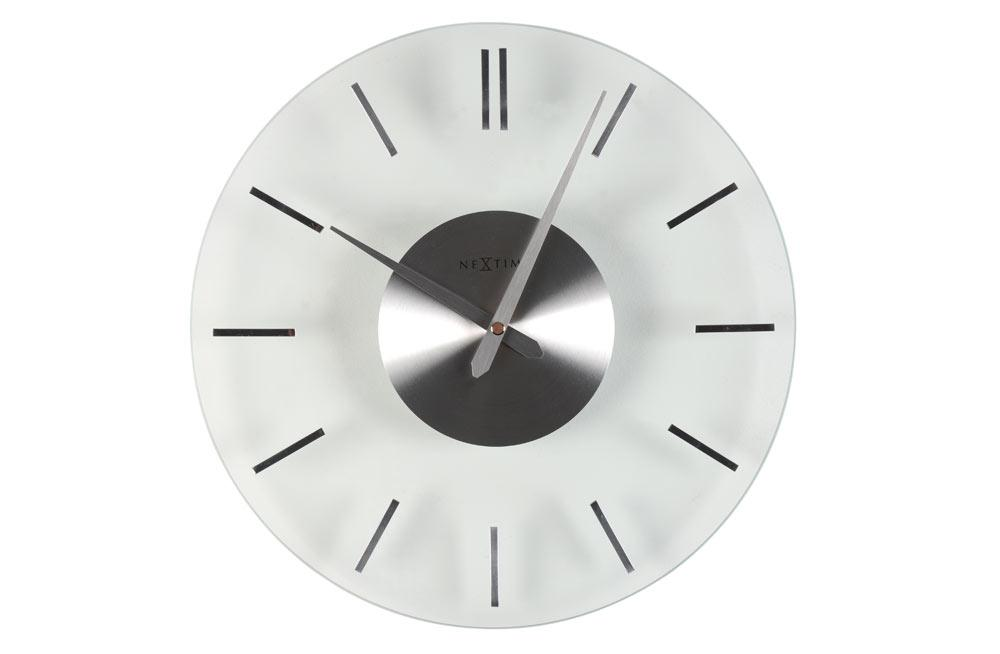 Wall clock Stripe D31cm