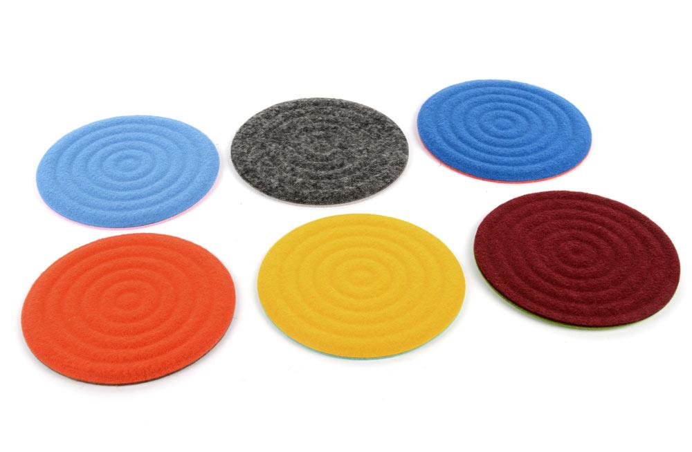 Felt Coaster set of 6