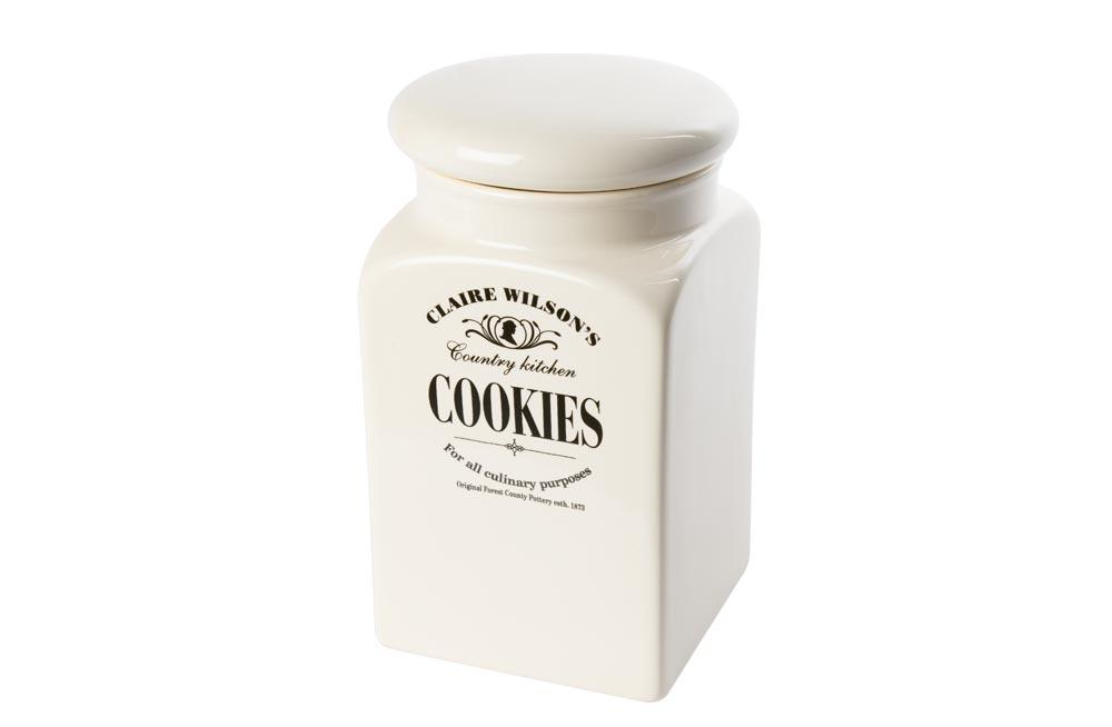 Storage Jar Cookies, H23x13.5cm