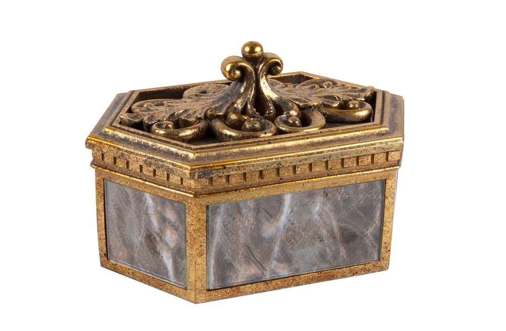 Decorative Box, 22.5x14.5x14.5cm