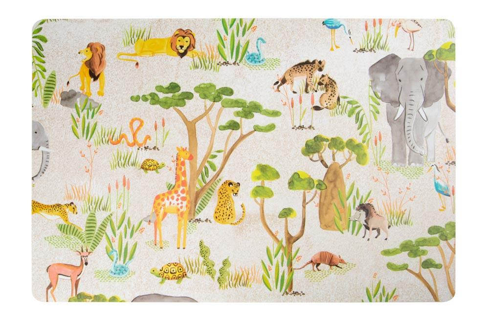 Placemat Savanna Kids, 30x45cm