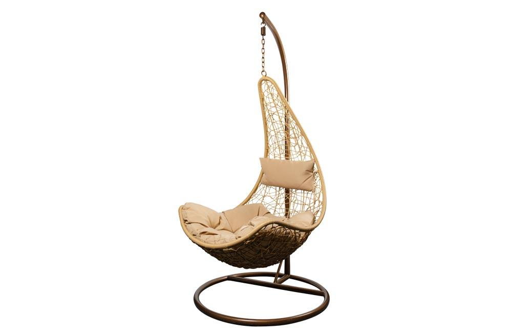 Hanging chair Moon, H195 D70cm