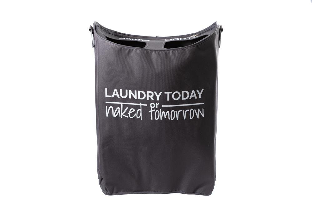 Laundry Hamper Laundry Today, 52x32x60/68cm