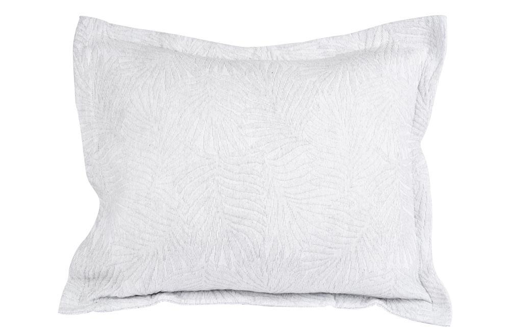 Decorative Pillowcase Bracken, grey, 50x60cm