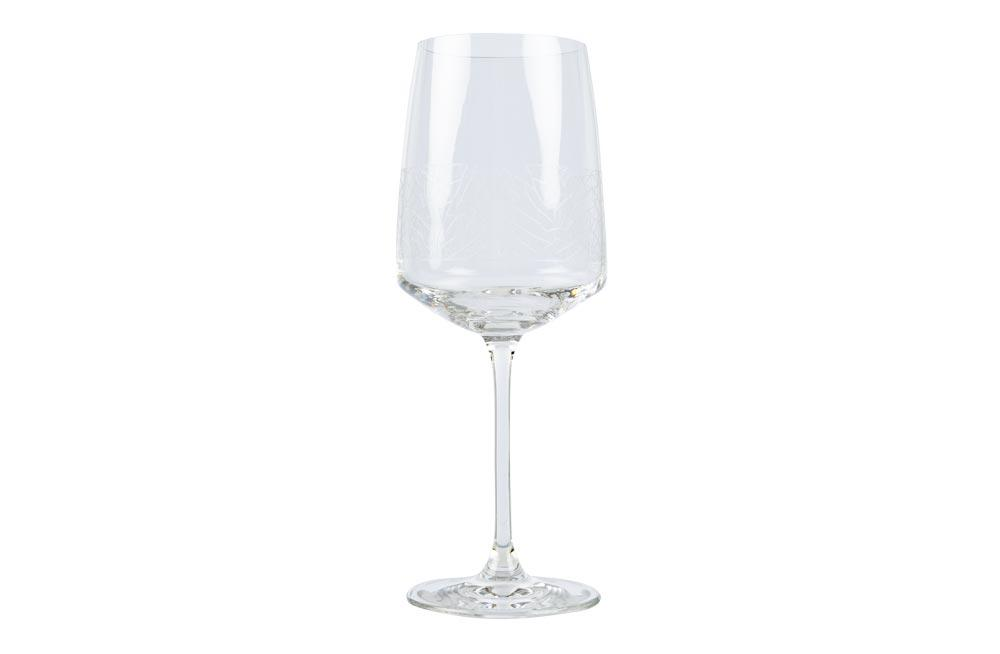 Wine glass set Wine Nova, 400ml, H-21cm, D-7.4cm, 2 pieces