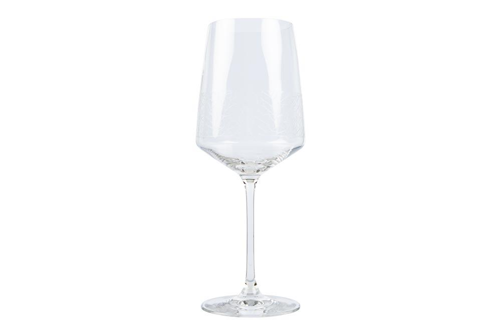 Wine glass set Wine Noval, 2pc.,520ml, H-22.5cm, D-8cm