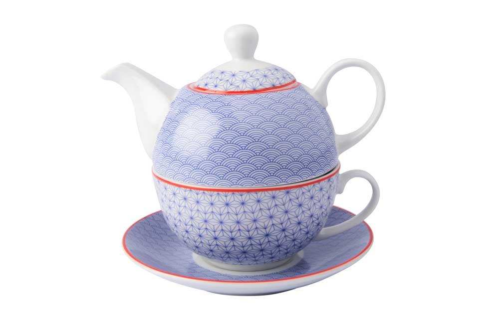 Teapot set Retro
