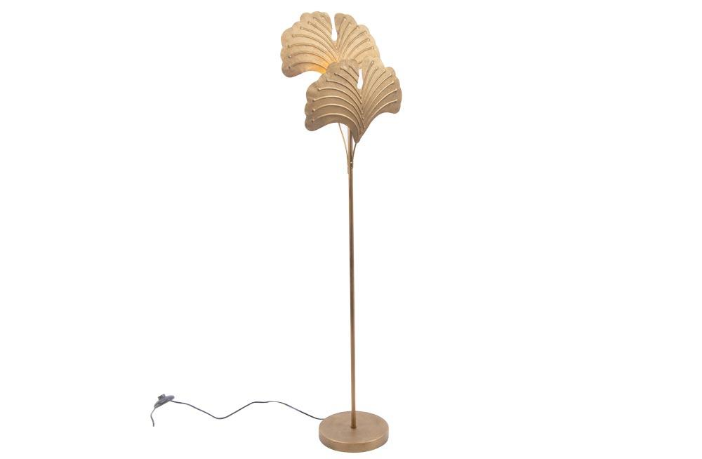 Floor lamp Luminaire, golden, 30x20x119cm