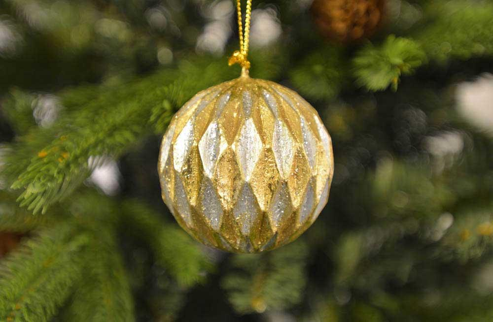 Origami Christmas Ornaments.Christmas Ornament Ball Origami Christmas Decorations