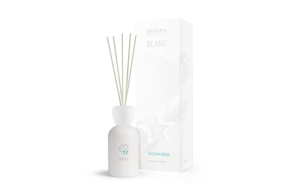 Reed diffuser BLANC Maldivian Breeze, 250ml