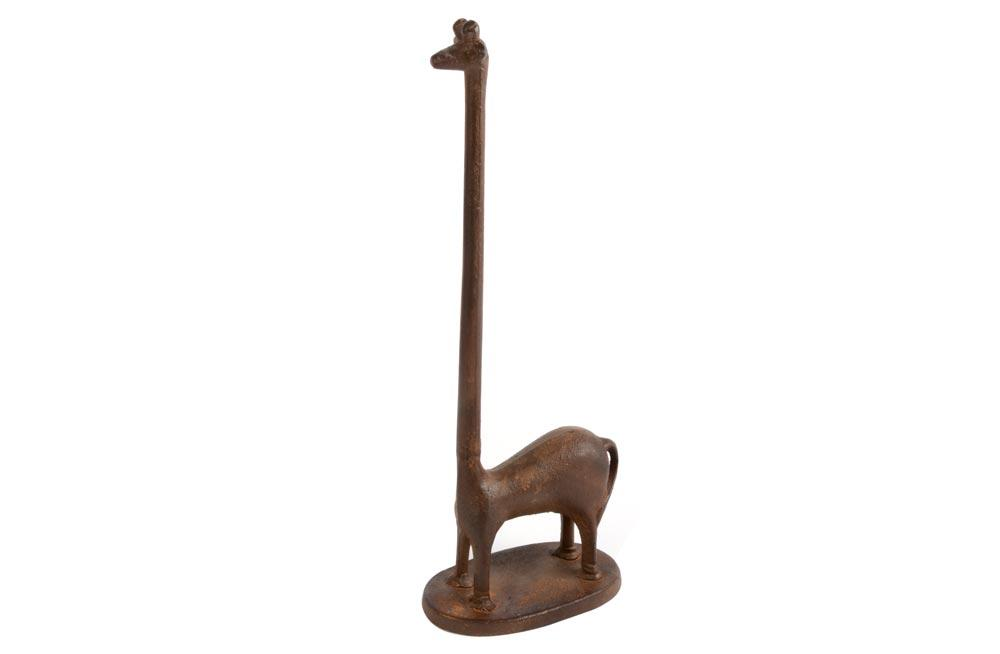 Kitchen paper towel holder Giraffa, H36cm