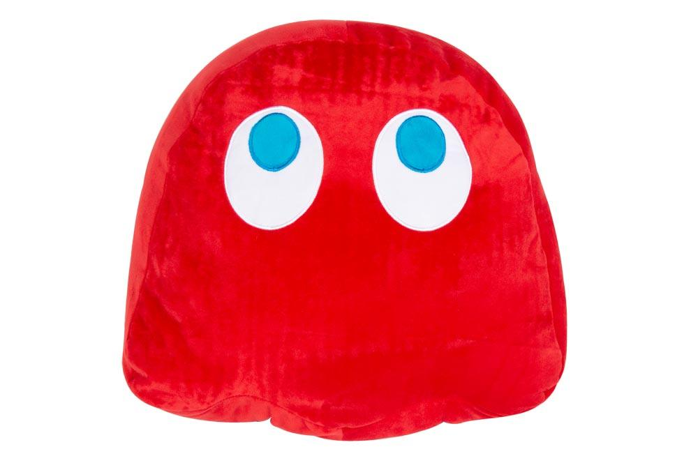 Cushion Pac-Man Blinky, red, 34x34.5x12cm