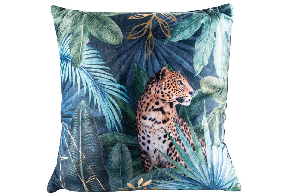 Cushion Wildlife Jungle, 40x40cm